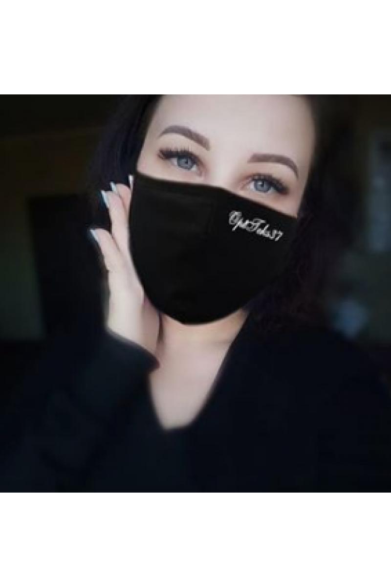 Многоразовые маски из ткани